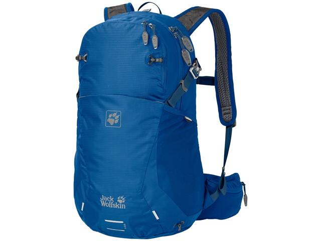 Jack Wolfskin Moab Jam 24 Backpack electric blue